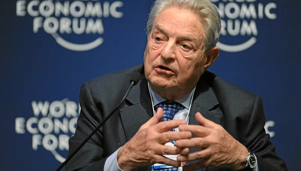 George Soros net worth